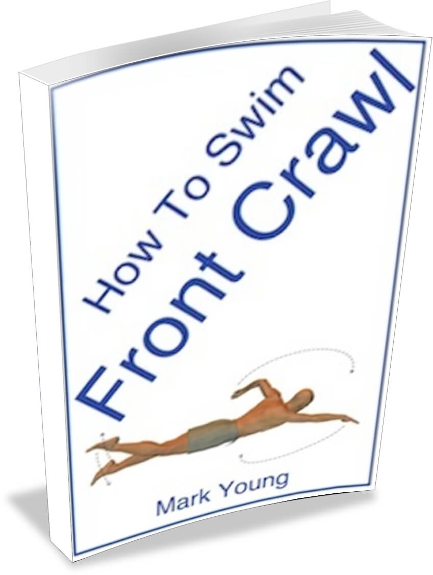how to swim front crawl without getting tired