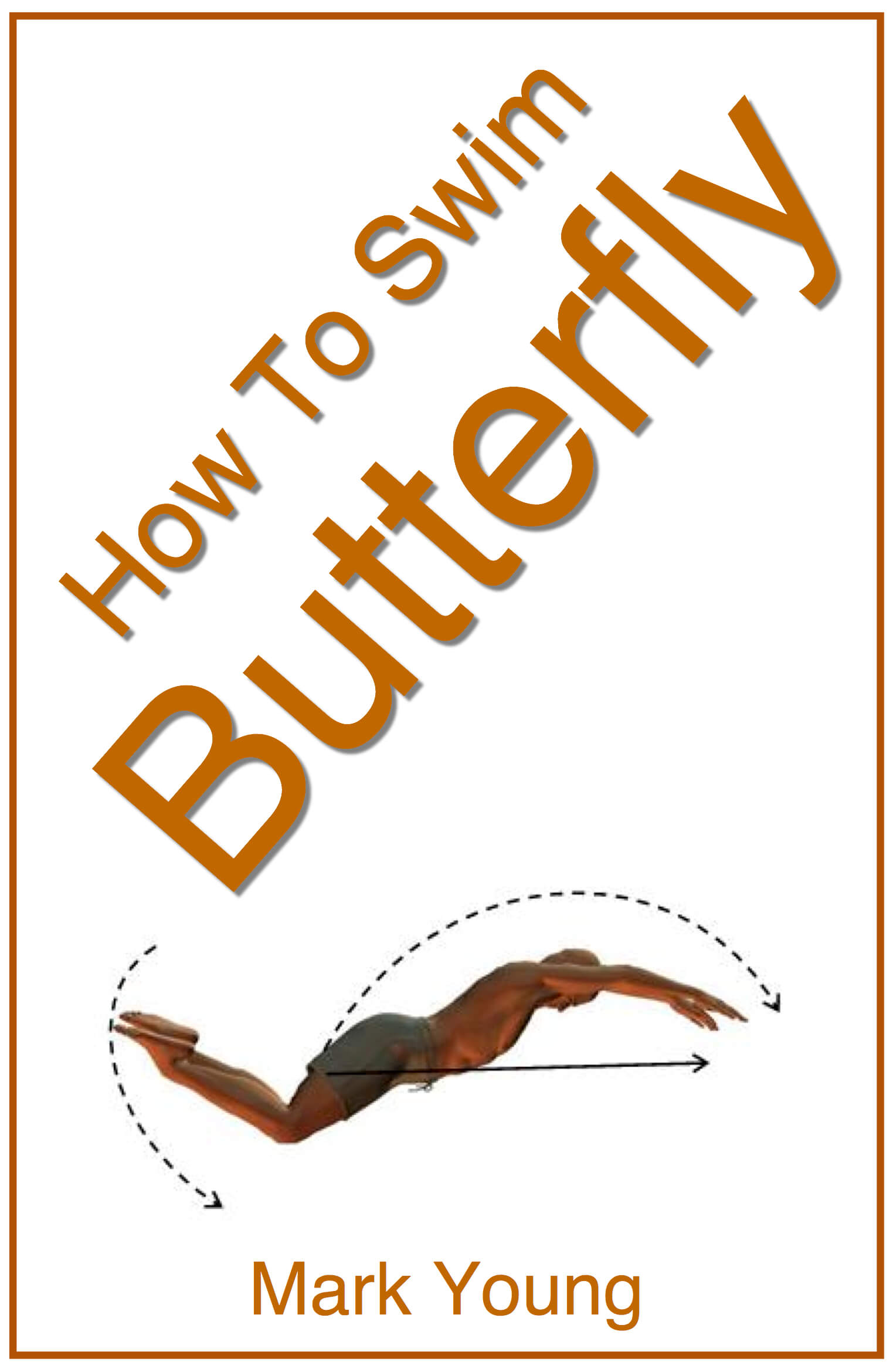 how to swim butterfly book for beginners
