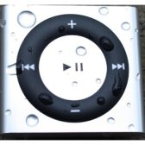 waterprooof MP3 players