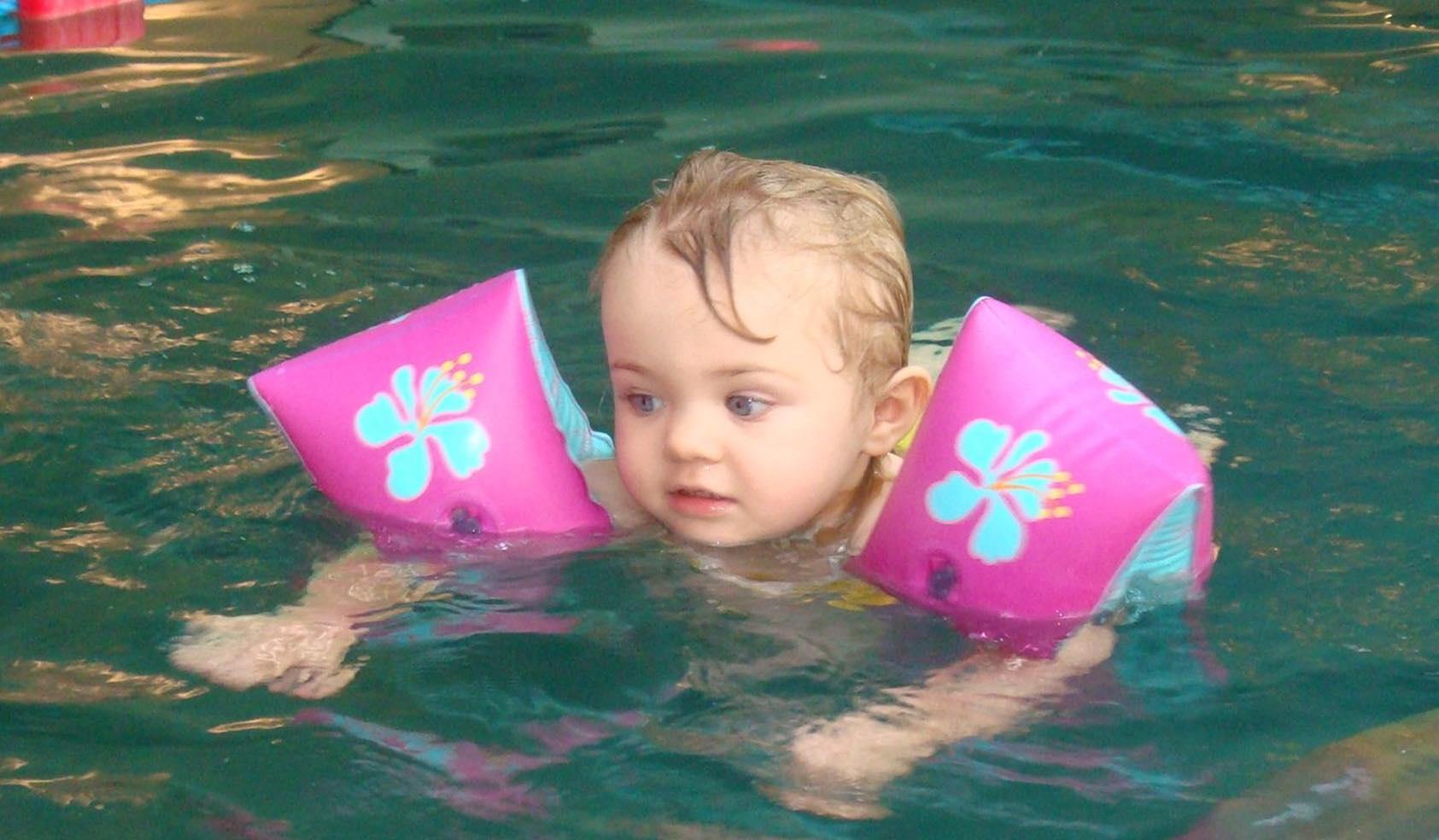 adults swimming armbands
