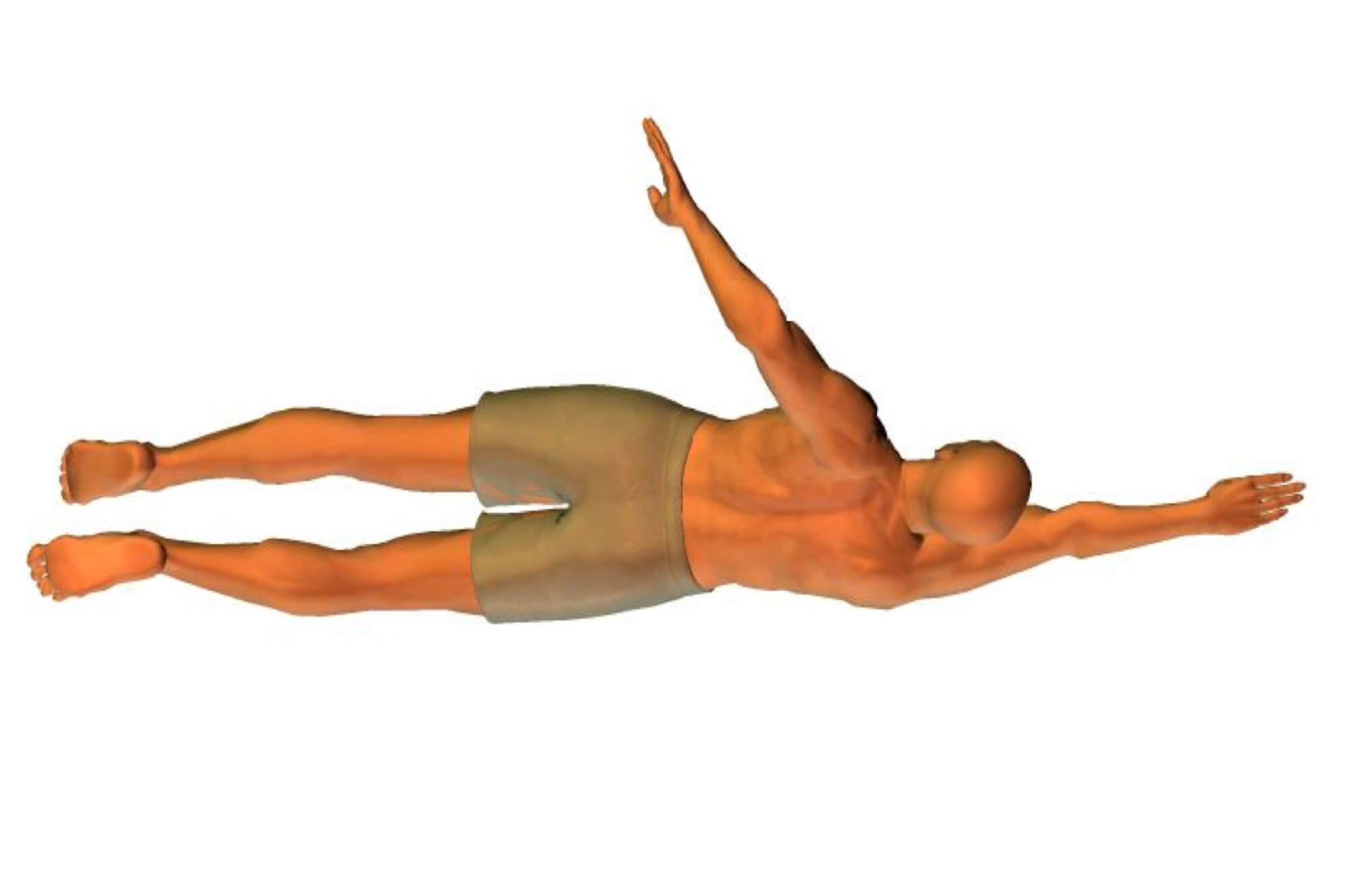Effective front crawl timing for coordination of arms, legs and breathing techniques.