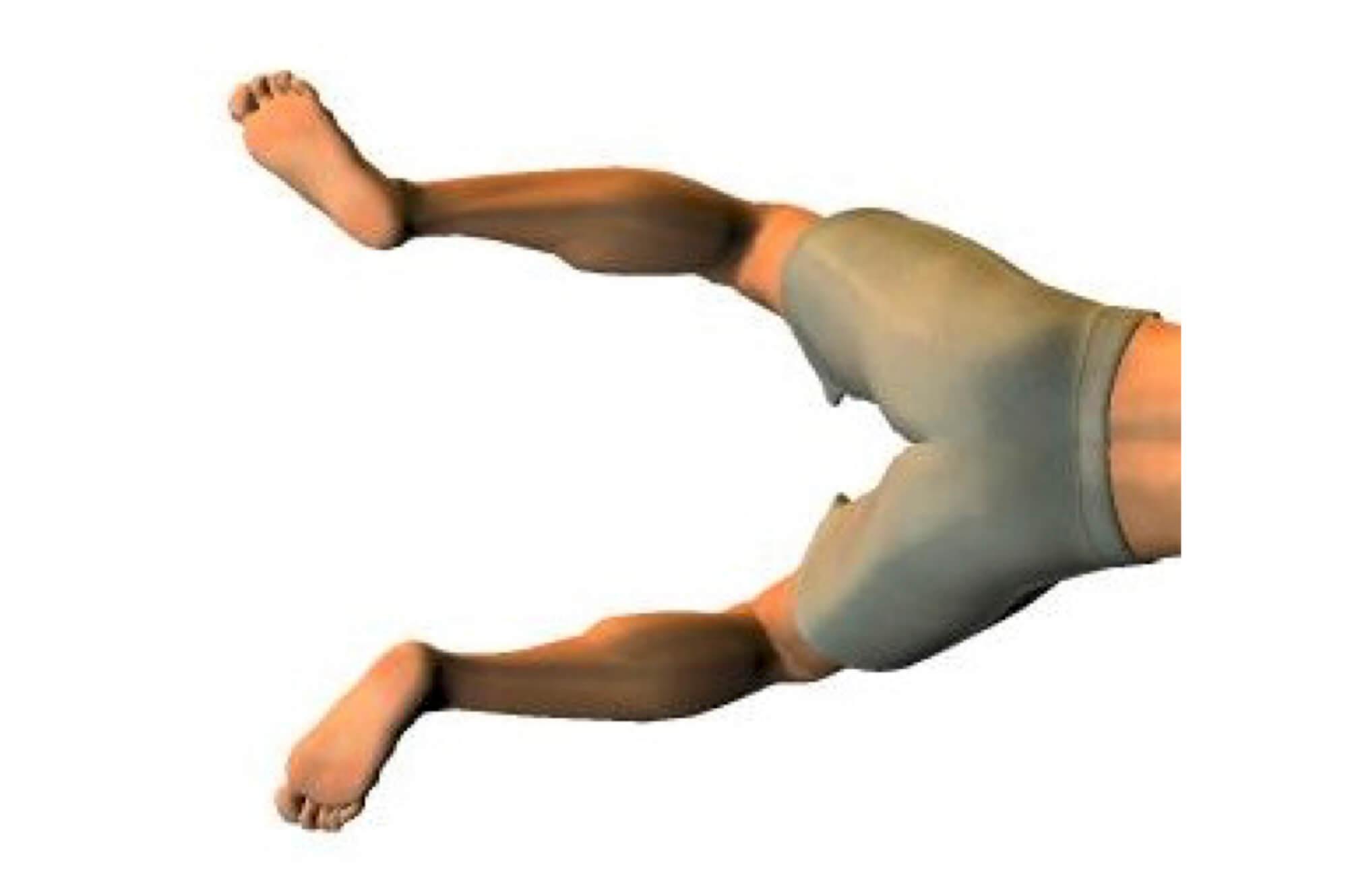 breaststroke leg kick