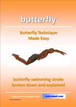 Butterfly Stroke Swimming Books for Easy Swimming