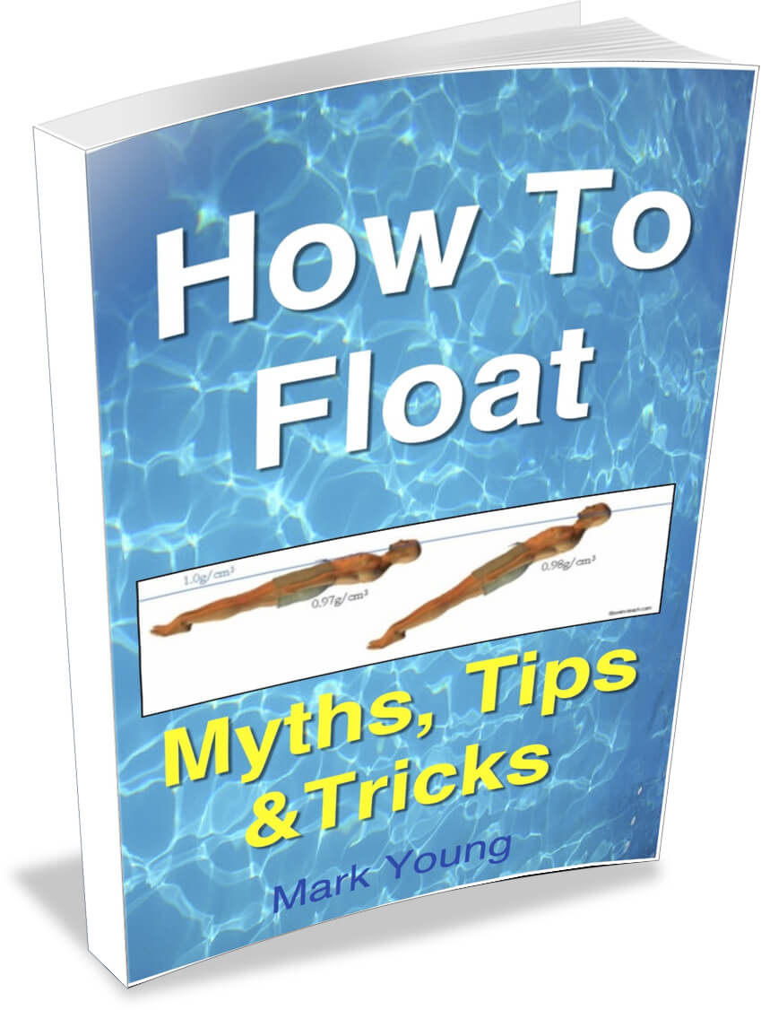 solutions for how do I float as I swim