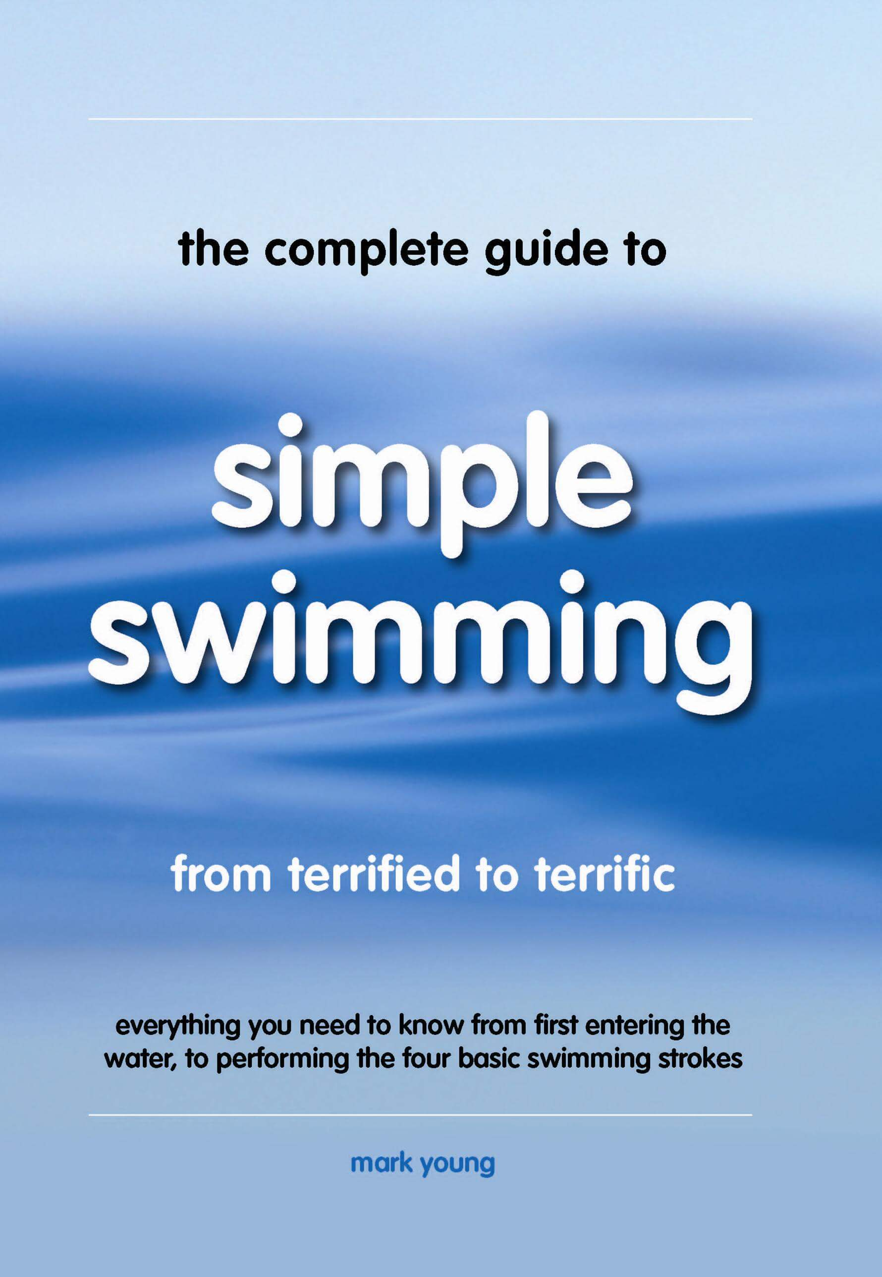 books about swimming