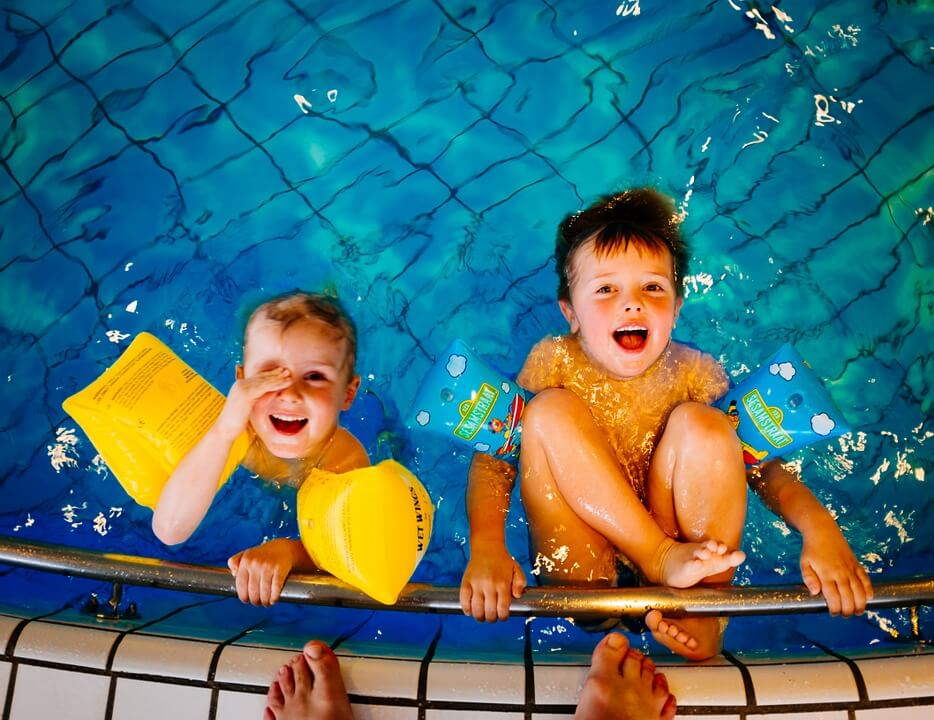 swimming armbands for children - good or bad?
