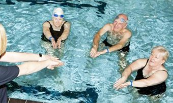 A directory of beginner swimming lessons near you