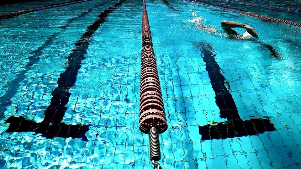 swimming for exercise and health